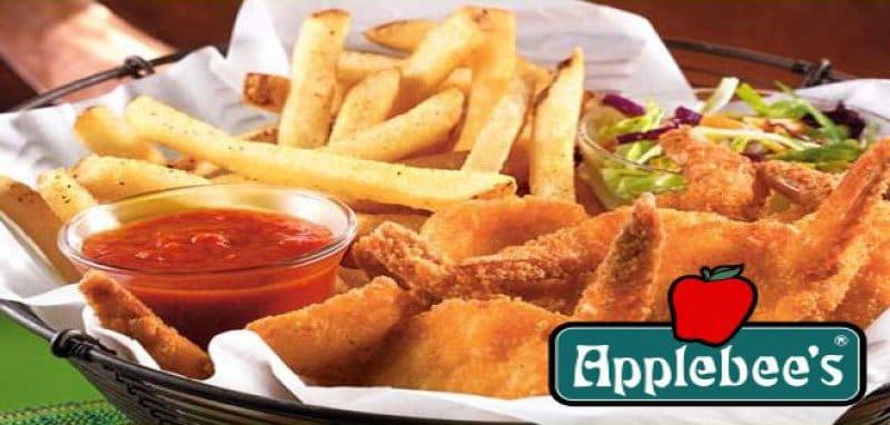 applebee's catering menu prices