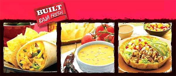 baja fresh catering menu prices