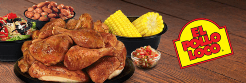 el pollo loco catering menu prices