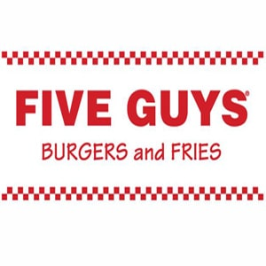 Five Guys Cater... Famous Dave's Menu