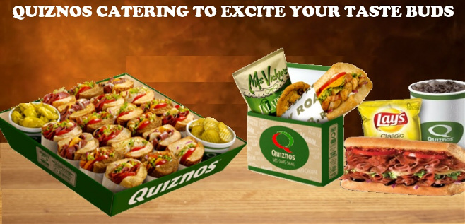 QUIZNOS CATERING MENU PRICES | View Quiznos Catering Menu Here