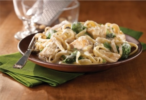 Tasty Thirty Minute Dinner Recipes Chicken and Broccoli Alfredo