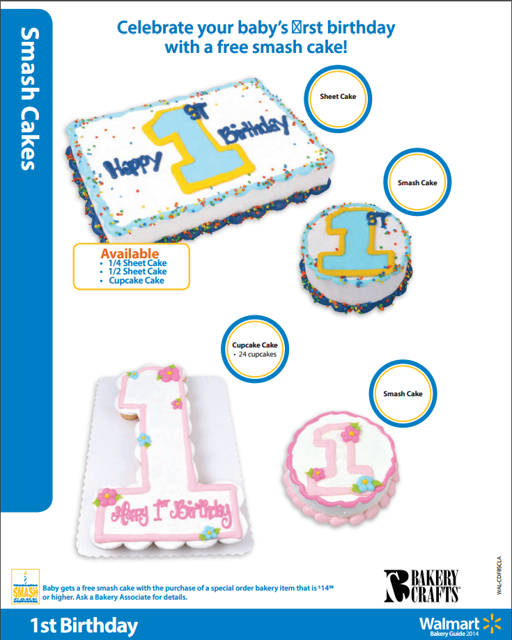 WALMART CAKES | View Walmart Cake Prices and Designs