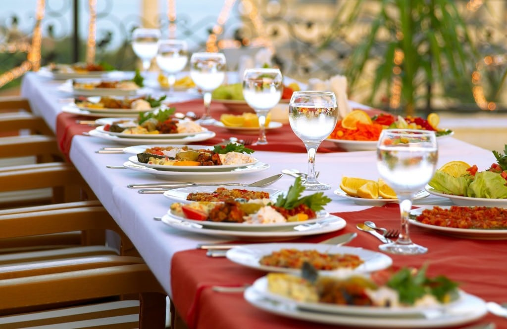 Top 7 Reasons Why You Should Hire a Caterer for your Special Event