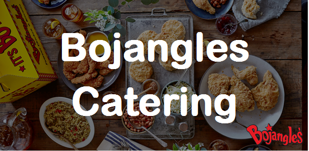 Bojangles Catering Menu Prices