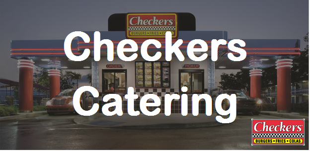 Checkers Catering Menu Prices
