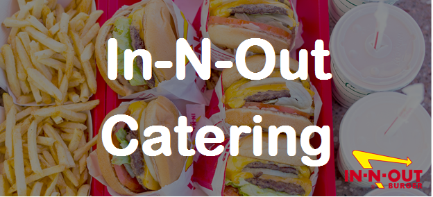In-N-Out Catering Menu Prices
