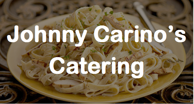 Johnny Carinno's Catering Menu Prices