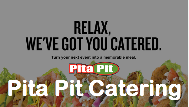 Pita Pit Catering Menu Prices