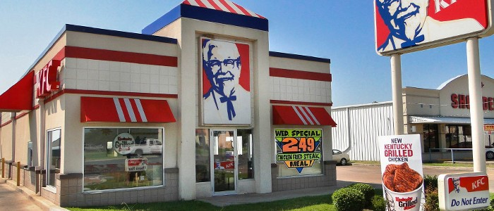 Taco Bell Pizza Hut Express Restaurant Fast Foods