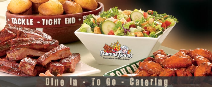 Famous Dave S Catering Menu Prices 2015 Famous Dave S